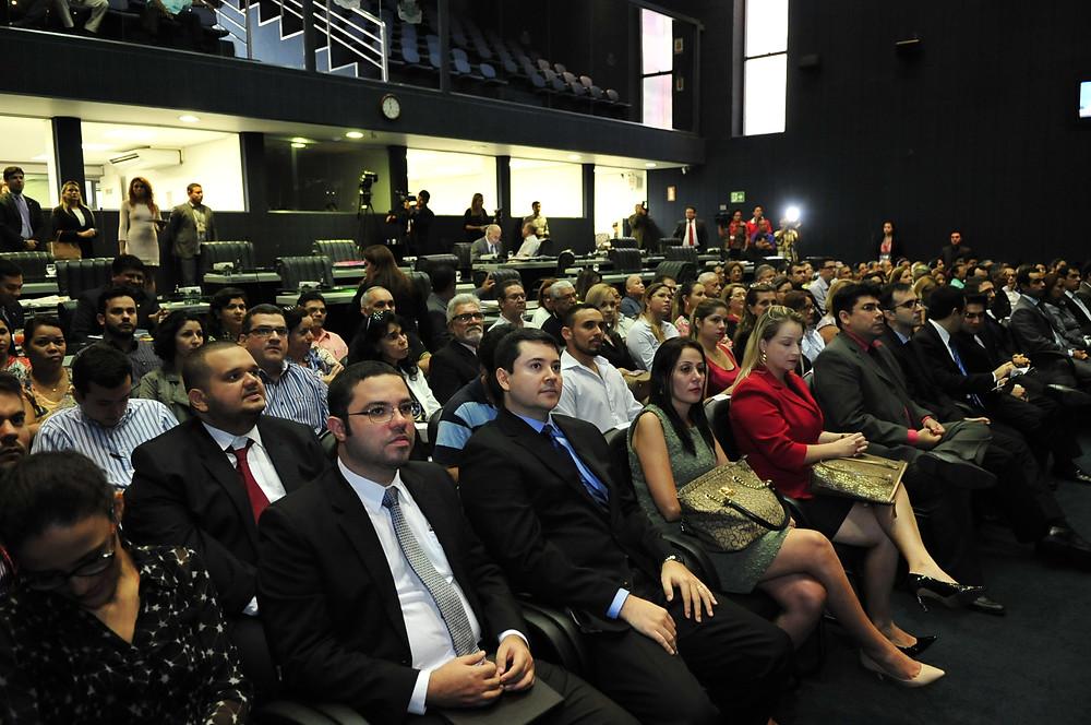 Plenária - Aleam - Sessão Especial -  DPE/AM