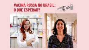 Rússia anuncia registro de vacina e Paraná fará parceria para fabricação