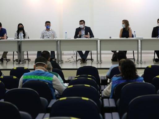 Publicado decreto em cumprimento à decisão judicial que suspende atividades não essenciais no AM