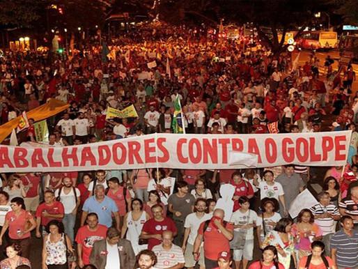 Dia do Trabalhador marcará luta contra o golpe e contra governo ilegítimo que tem programa de restri