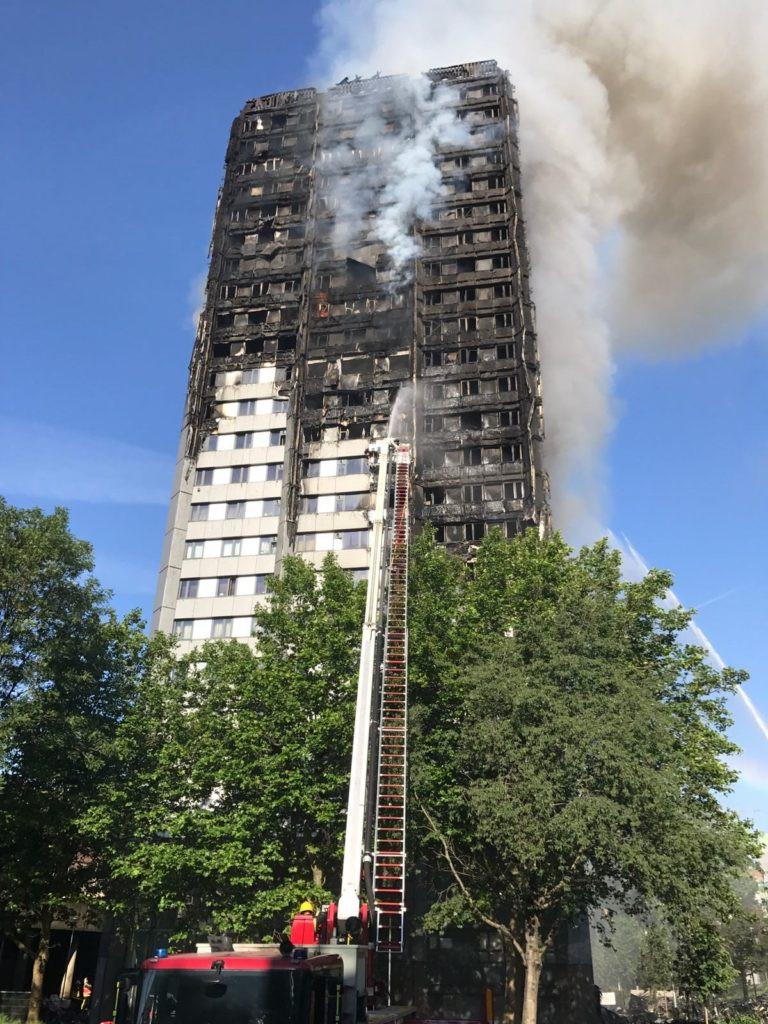 Foto: London Fire Brigade