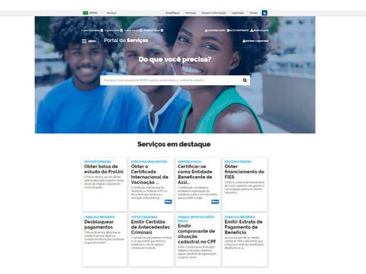 Quase mil novos serviços educacionais passam a integrar portal federal
