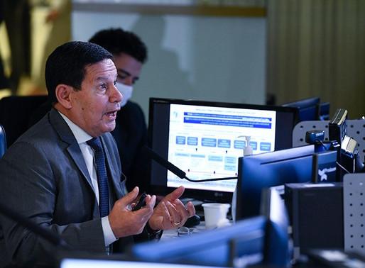 Mourão quer dinheiro do Fundo Amazônia fora dos limites fiscais