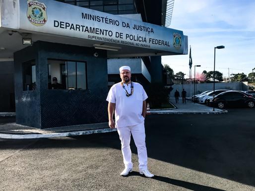 Lula nos dá o exemplo de nunca se curvar à injustiça, diz líder religioso