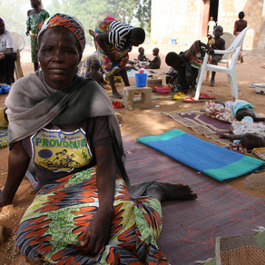 We have food for IDPs in Nigeria, please help us with shipping cost