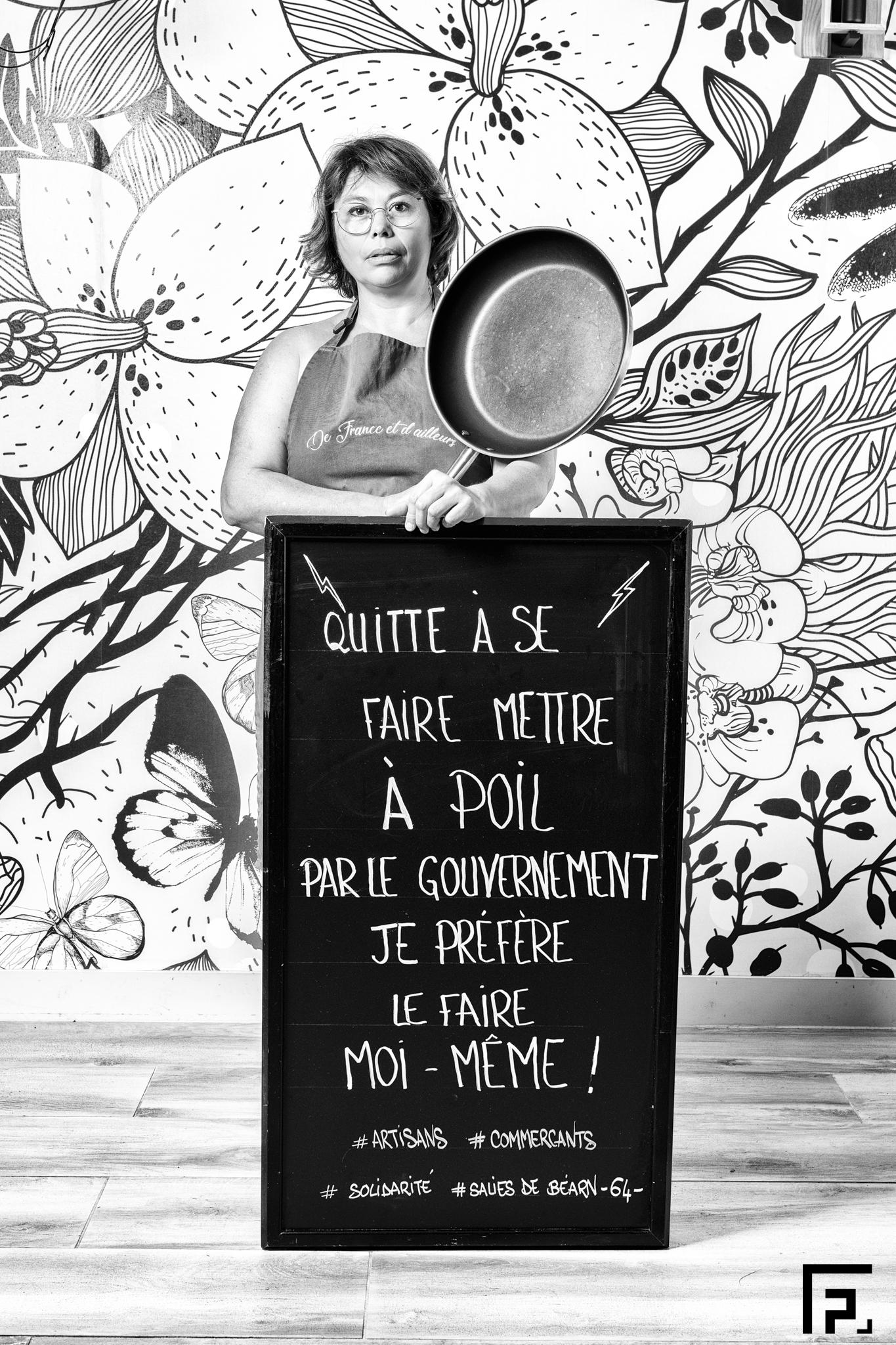 France la commerçante ambulante