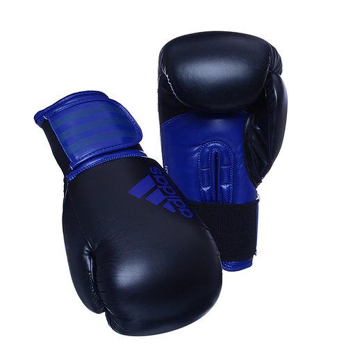 Luva de Boxe Adidas Hybrid 100 Mistery Blue/Black