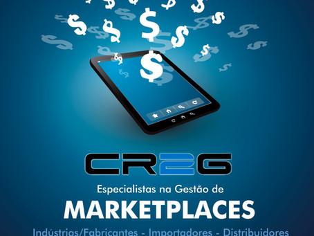 CR2G, Pioneira no Brasil na Gestão de Marketplaces