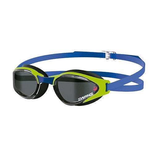 Óculos para Natação SWANS SR-81PPAF Lente Curvada Polarizada Cristal