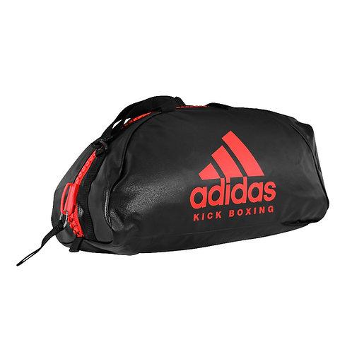 Bolsa/Mochila Kick Boxing Adidas 2in1 Poliéster