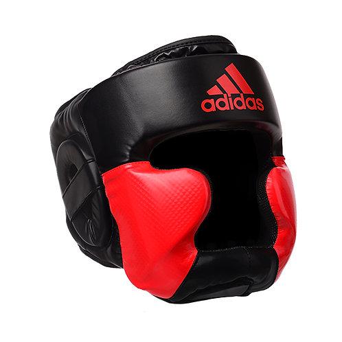 Head Guard Adidas Preto/Vermelho