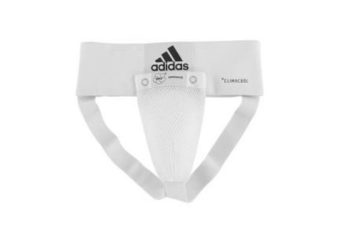 Protetor Genital Coquilha Adidas WKF Branco