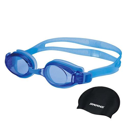 Óculos para Natação SWANS FO-X1 + Touca
