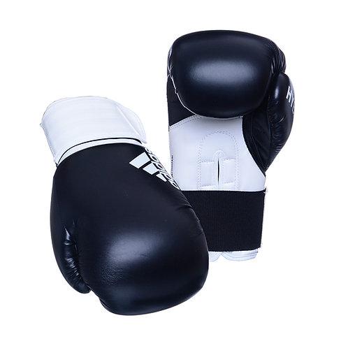 Luva de Boxe Adidas Hybrid 100 Preto/Branco
