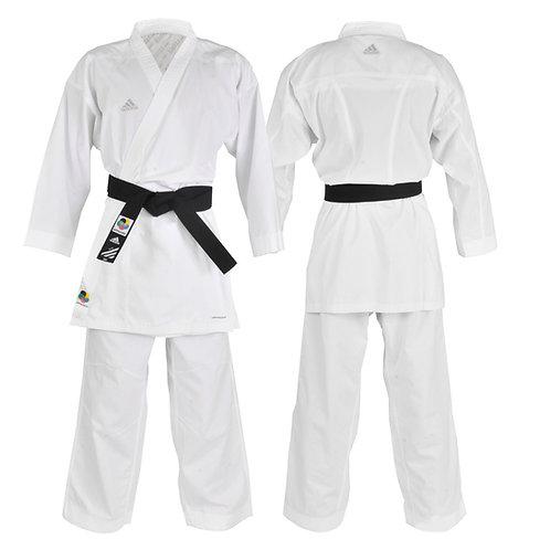 Kimono adidas Karatê Kumite Fighter K220KF Adulto Branco