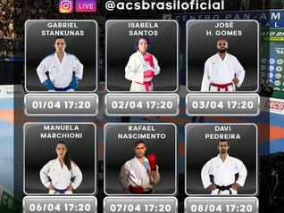 Atletas do Karate Team adidas Brasil mostram solidariedade e respeito ao próximo em meio a COVID-19