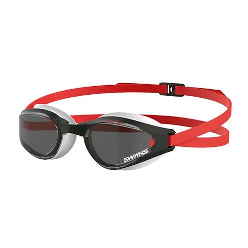 Óculos para Natação SWANS SR-81PPAF Lente Curvada Polarizada Fumê