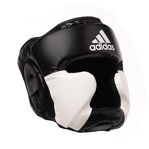 Head Guard Adidas Preto/Branco