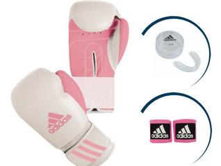 Melhore sua performance com os Novos Kits Adidas Combat Sports