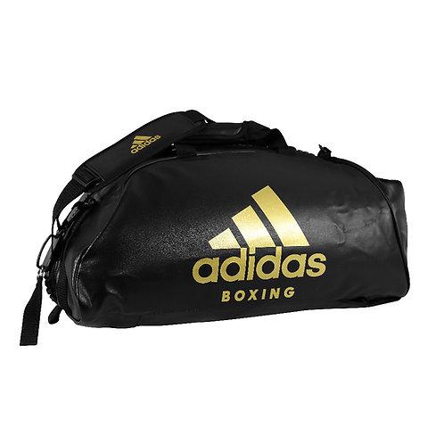 Bolsa Mochila Boxing PU Adidas 2in1