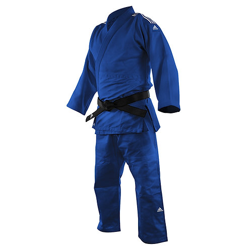 Kimono Judô adidas Contest J650 Azul