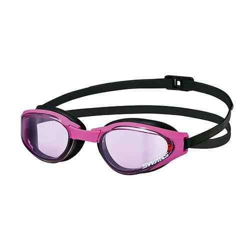Óculos para Natação SWANS SR-81NPAF Lente Curvada Rosa