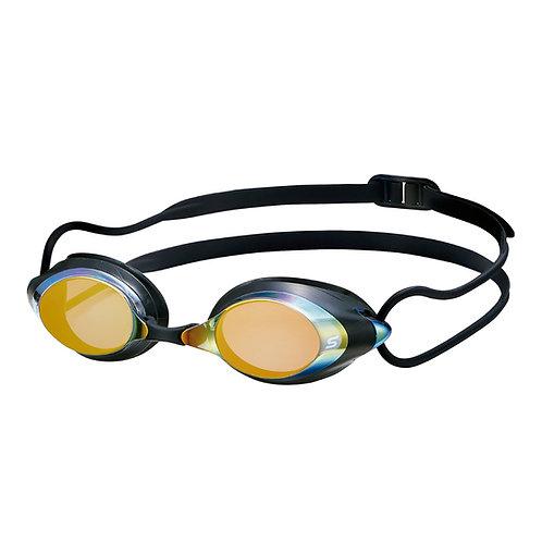 Óculos para Natação Optic SWANS SRX-MOP com grau Lente Fumê Espelhada