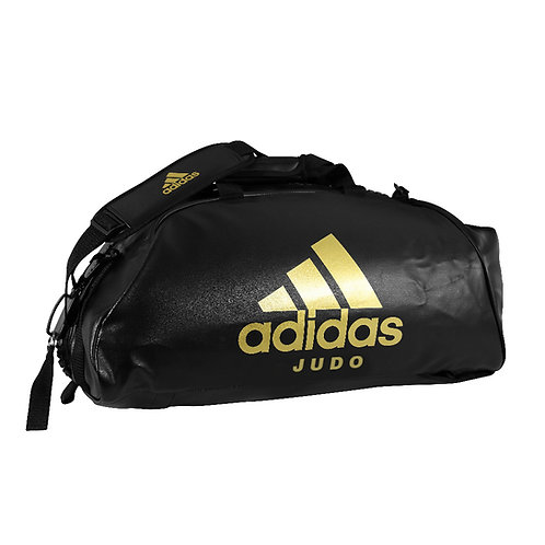 Bolsa Mochila Judô Adidas 2in1 Poliéster