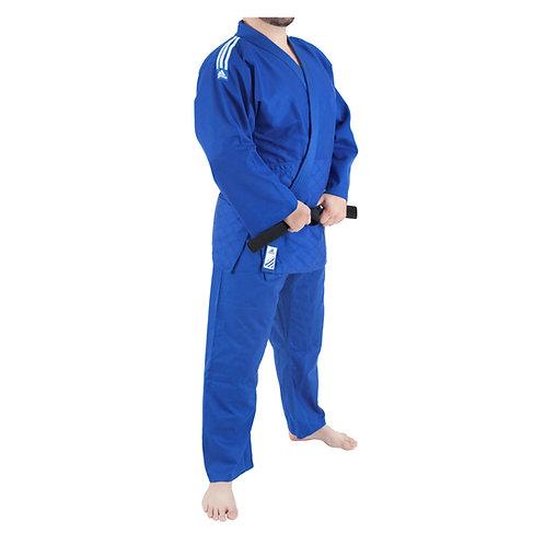 Kimono Judô ADIDAS Training Adulto Azul