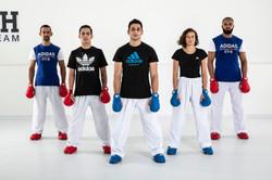 Team Adidas Karate