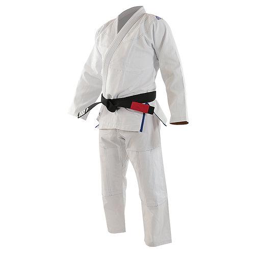 Kimono adidas Jiu Jitsu JJ350 Challenge Branco (A)