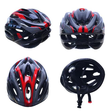 0415 - Capacete para Bicicleta GTS Out J