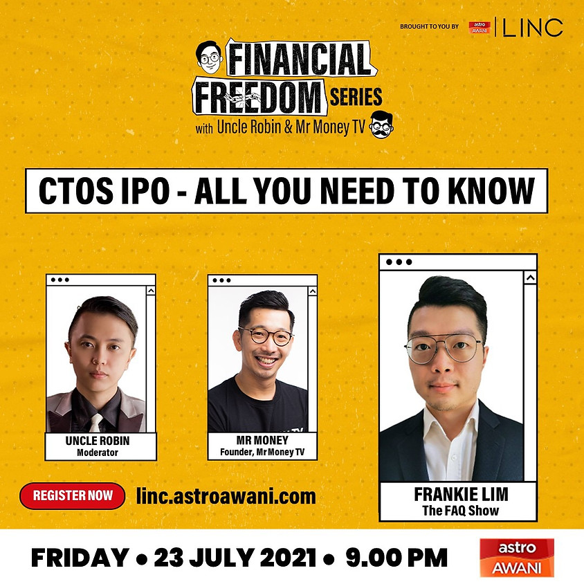 CTOS IPO - ALL YOU NEED TO KNOW