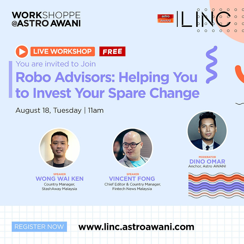 Robo Advisors - Helping You to Invest Your Spare Change