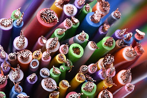 Colored electric cables closeup.jpg