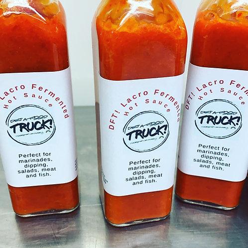 DFT Lacto-fermented 'Hot' Sauce