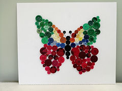 210526 Craft Club Butterfly Button Pictu