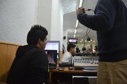 Equipo de Audiovisual