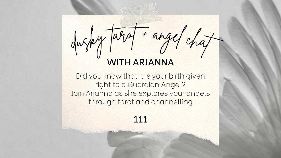 Dusky Tarot + Angel Chats