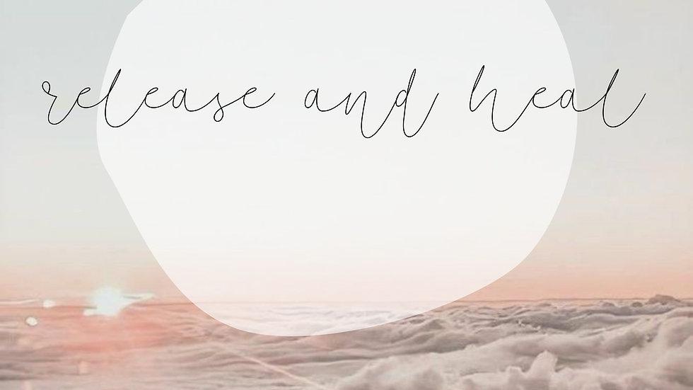 Release + Heal