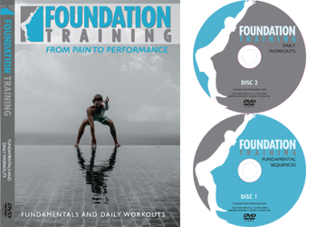 Foundation Training Boulder Dr. Eric Goodman Review DVD Book