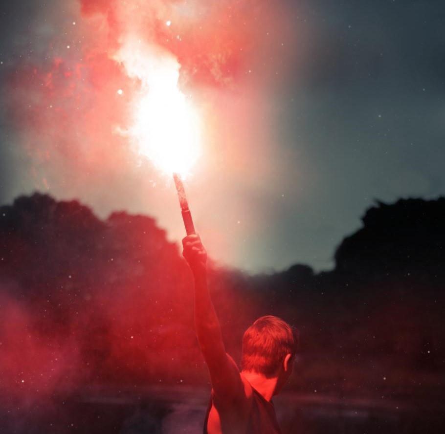 Bruno Treves Flying Torch Poems