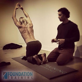 Dr. Eric Goodman Foundation Training Exercises for Lower Back Pain Relief Boulder Colorado