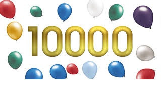 My 10,000th Day Alive