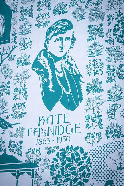 Kate Fassnidge 1863 - 1950