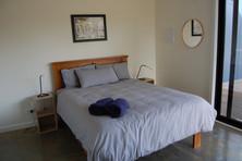 Bedroom in second building