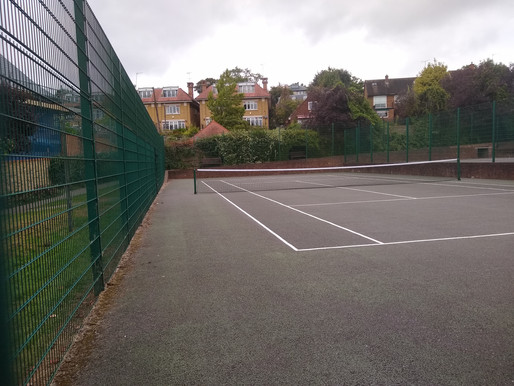 WAITING LIST FOR NEW TENNIS MEMBERS
