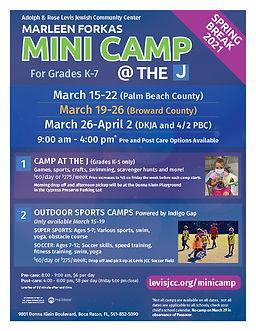 Spring Break Mini Camp 2021 Flyer (1).jp