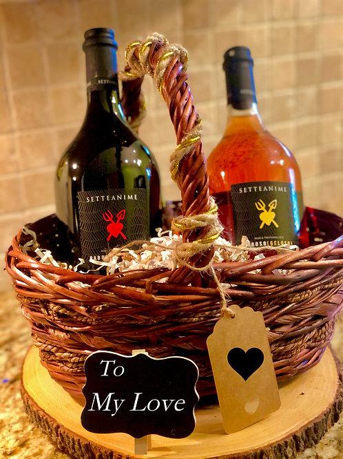 Set of two Italian Wines