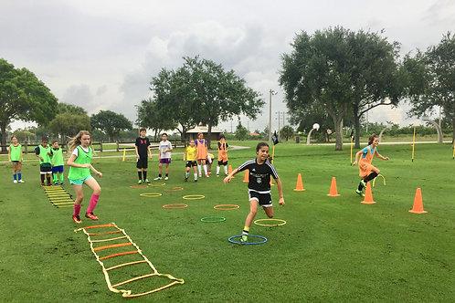 Group Soccer Classes